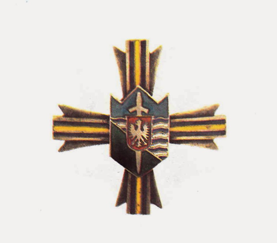 1 Morski Batalion Strzelcow - Polish Military Badge - Polish Greatness Blog
