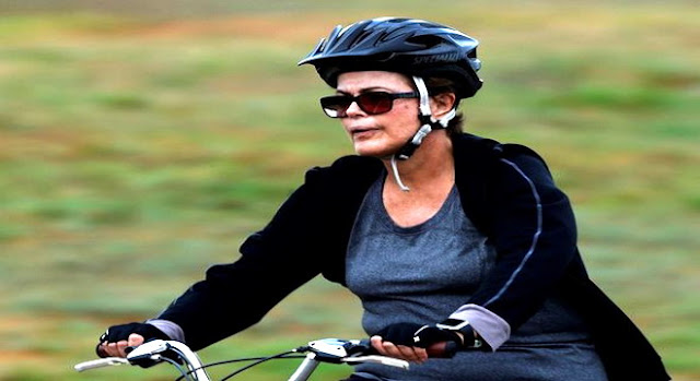 bicicleta de Dilma