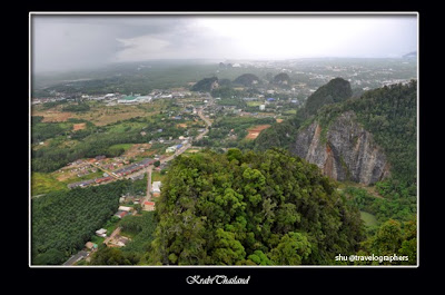 krabi, tiger caves, wat tham sua, karst, temple, thailand, phuket, asean, asia, south east asia, backpacking, travel