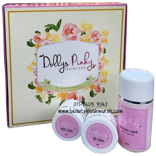 Dollys Pinky Skincare