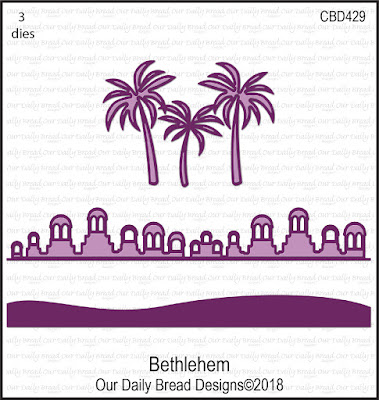 Custom Dies: Bethlehem