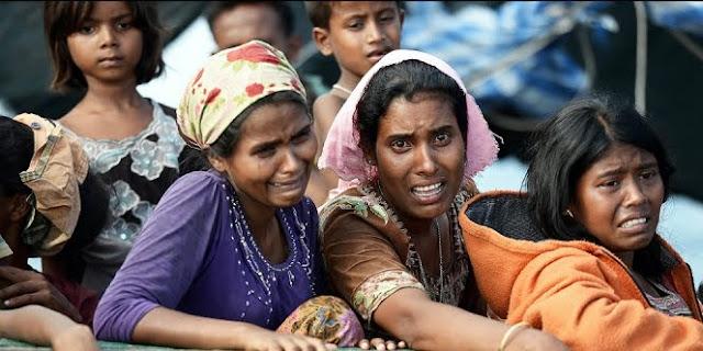 Warga Rohingya Ungkap Bagaimana Militer Myanmar Bantai Minoritas Muslim