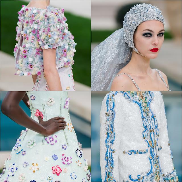RUNWAY REPORT.....Paris Haute Couture 2019: Chanel Haute Couture Spring 2019 | Nick Verreos