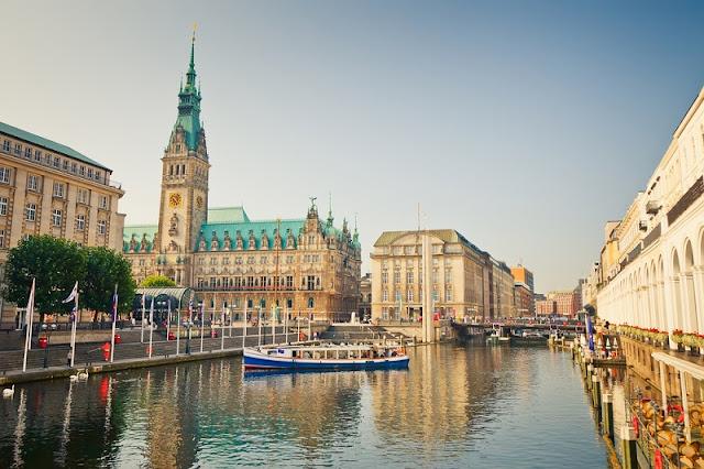 Clima e temperaturas em Hamburgo