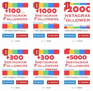 موقع  مضمون يمنحك متابعين حقيقين لصفحاتك فيسبوك و انستغرام مجانا