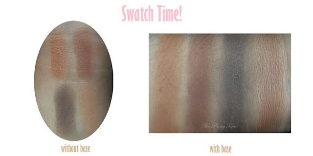 ranee eyeshadow compact 14 review swatch