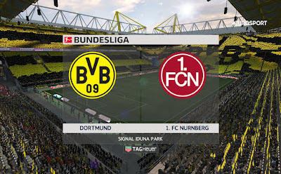 FIFA 16 Graphic Pack Germany Bundesliga Season 2018/2019