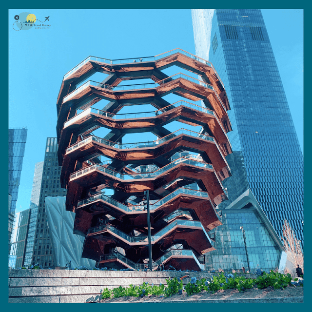 The Vessel at Hudson Yards is NYC's New Landmark
