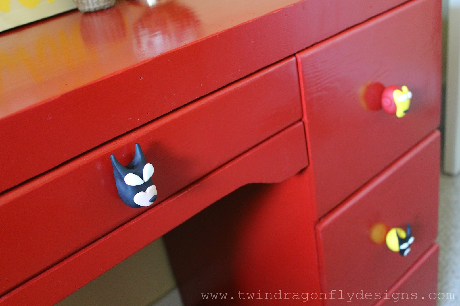 91 Tutorial Batman Drawer Knobs Worksheets Printable
