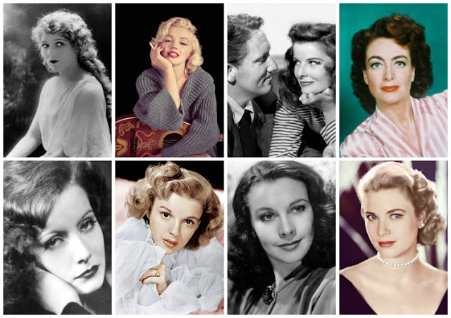 A Vintage Nerd, Vintage Blog, Old Hollywood Blog, Class Film Stars, Facts About Old Hollywood Actresses, Grace Kelly, Facts About Movie Stars