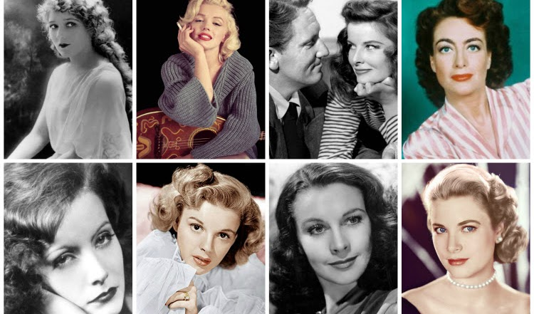 Did You Know? 8 Facts About Your Favorite Old Hollywood Actresses