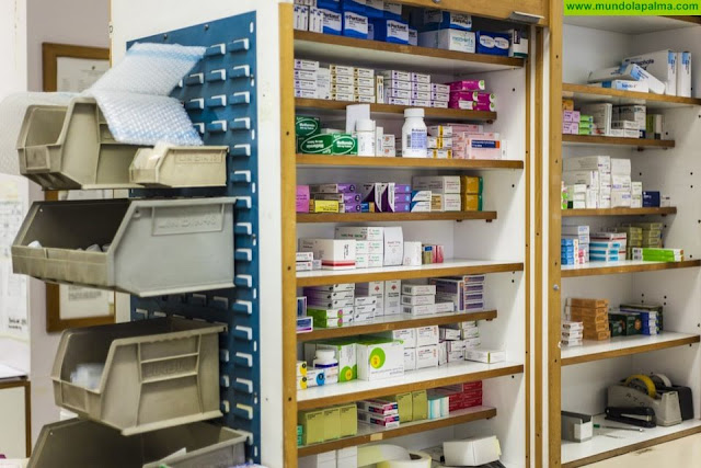 El gasto farmacéutico del SCS se situó en 52,7 millones de euros en el mes de marzo