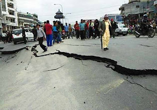 earthquake today in Guwahati and Kolkata including the India-Myanmar border