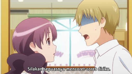 Download Anime WWW.Working!! Episode 2 Subtitle Indonesia
