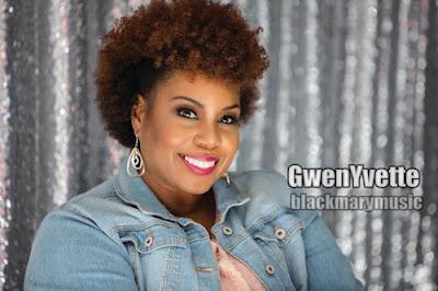 Confira o trabalho da talentora cantora e compositora Gwen Yvette