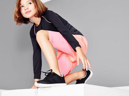 #ropadeportiva #modaniña #zarakids #sportygirls #pequeñafashionista