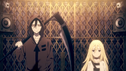 Angels of Death; Reaciones al primer capítulo (anime)