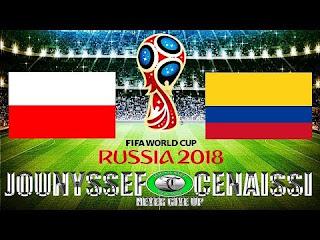 مشاهدة مبارات بولندا ضد كولومبيا World Cup Russia Poland Vs Colombia