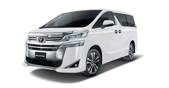 Membahas Interior Mobil Toyota Vellfire
