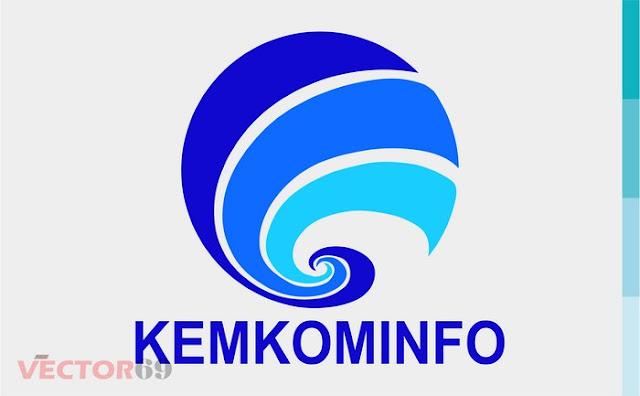 Logo Kementerian Komunikasi dan Informatika (Kemkominfo) Indonesia - Download Vector File SVG (Scalable Vector Graphics)