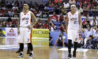 Alapag and Hugnatan