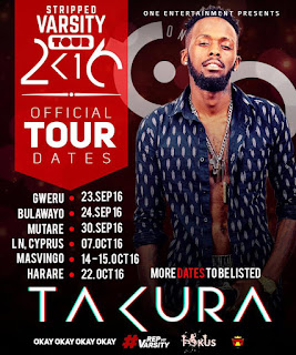 [feature]Takura Stripped Varsity Tour