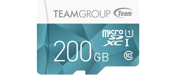 TEAM 200GB microSDXCのメリット・デメリットを紹介