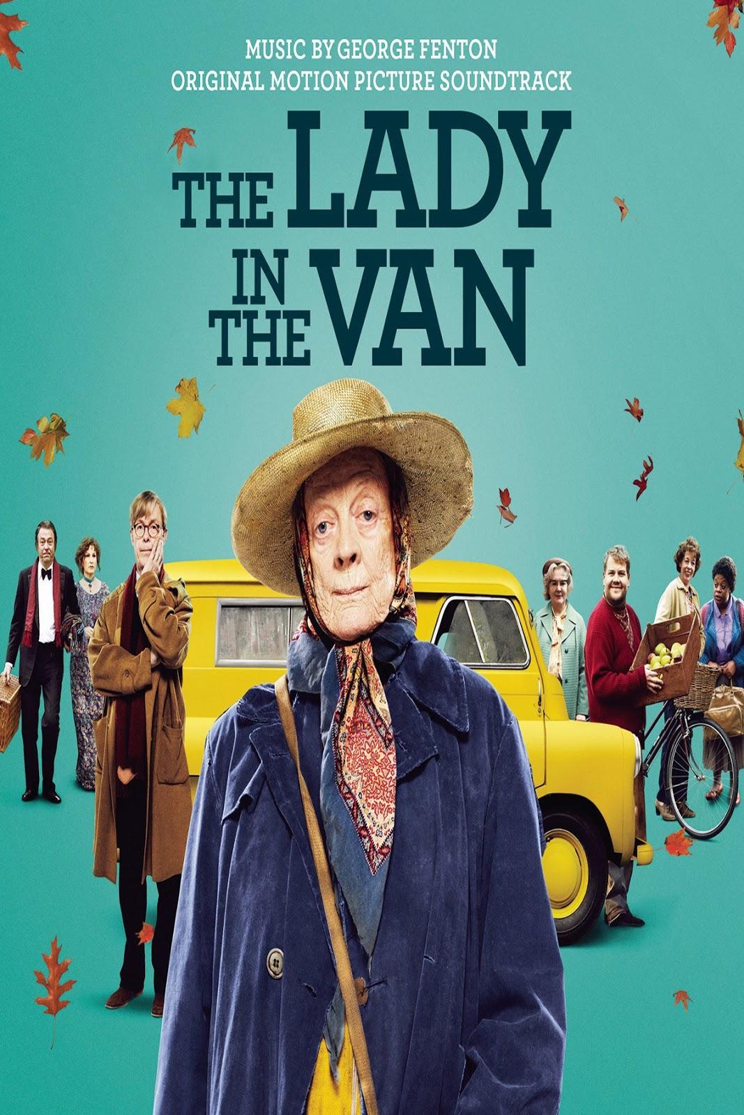 uckfield cinema the lady in the van