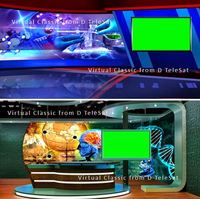 Virtual Studio Sets: 2013