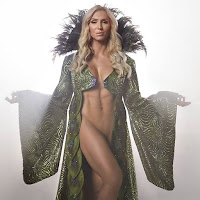 Nude Photos of Charlotte Flair For ESPN Body10 (Photos - Full Set, Video)