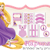 Rapunzel Free Printable Kit.