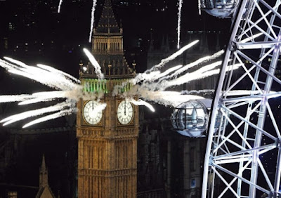 New Year's Eve Celebrations Around The Globe – The Beginning Of The Year