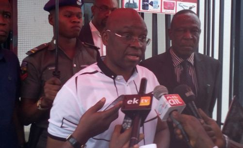 Fayose Cries Out: EFCC Has Frozen My Accounts Again