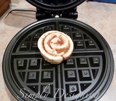 Waffles+02 Cinnamon Bun Waffles 8