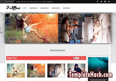 fullbox blogger template