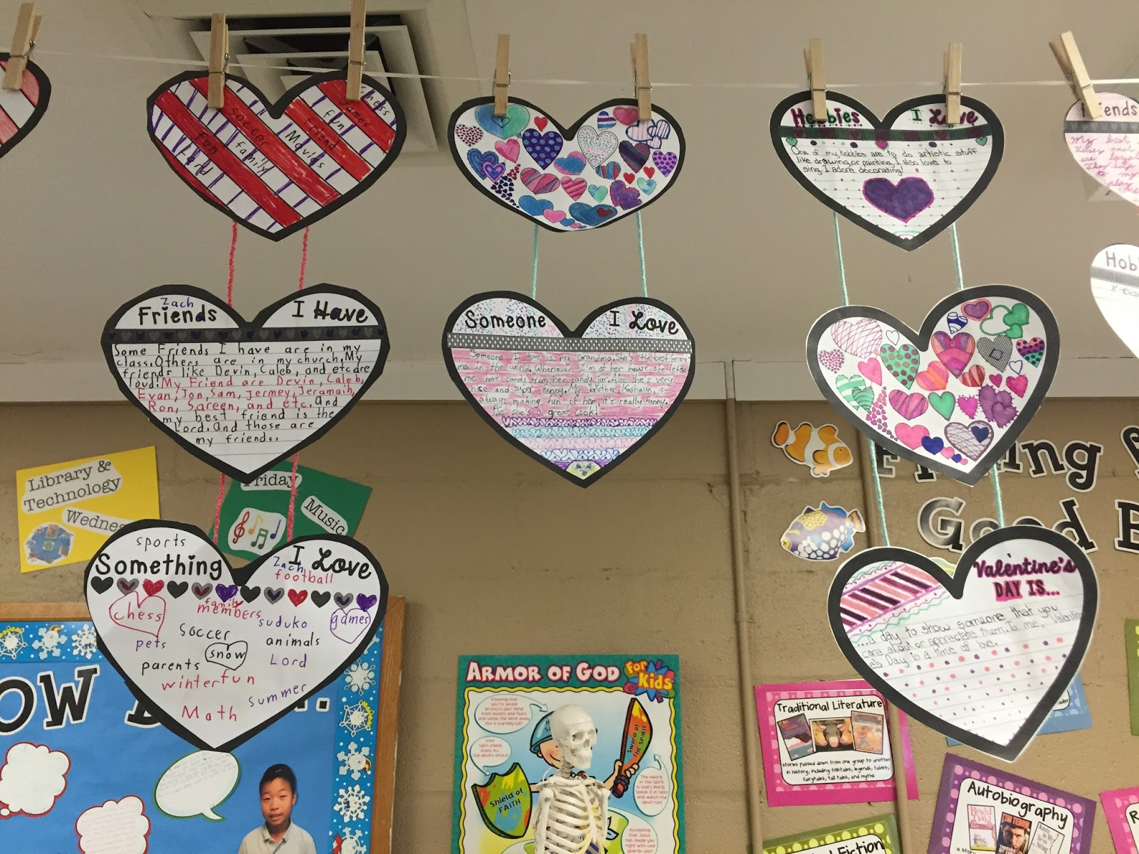 Classroom Decor For Valentines Day : Some of the best things in life are mistakes valentine s