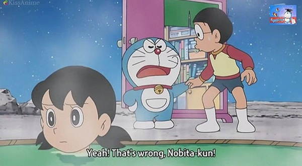 5 Alasan Kenapa Doraemon Gak Boleh Ditonton Anak Kecil..!!