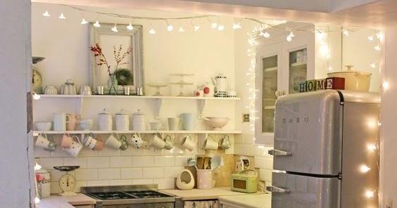decoracao cozinha natal : decoracao cozinha natal:de brigadeiro ®: Decoração de Natal na Cozinha