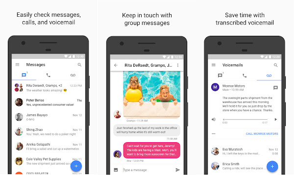Google Voice adds ability to record voicemail greetings on Android and iOS updates