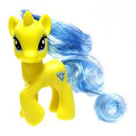 My Little Pony Favorite Collection 1 Lemony Gem Brushable Pony