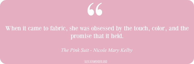 the pink suit nicole mary kelby quotes