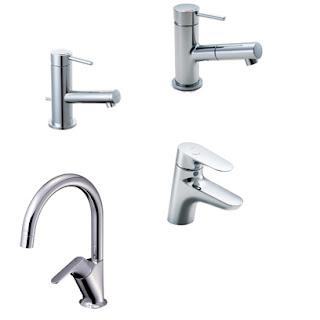 LIXIL 洗面台 エスタ 水洗金具