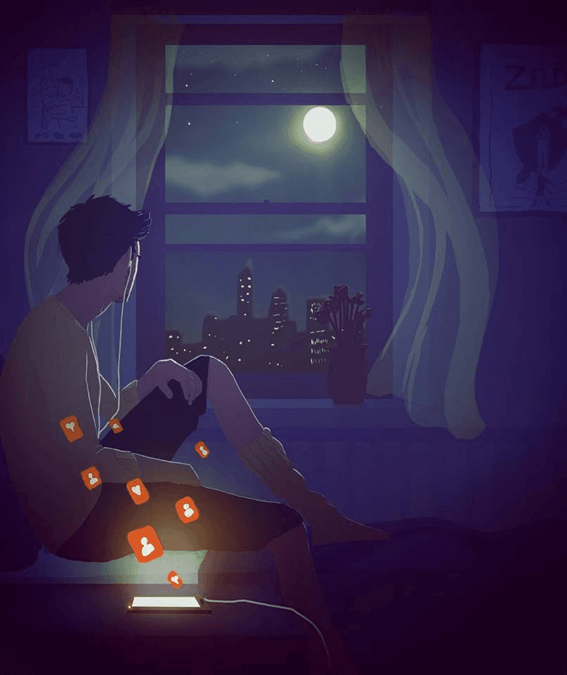 Amazing Illustrations Capture All The Joyful And Sad Moments Of Relationships