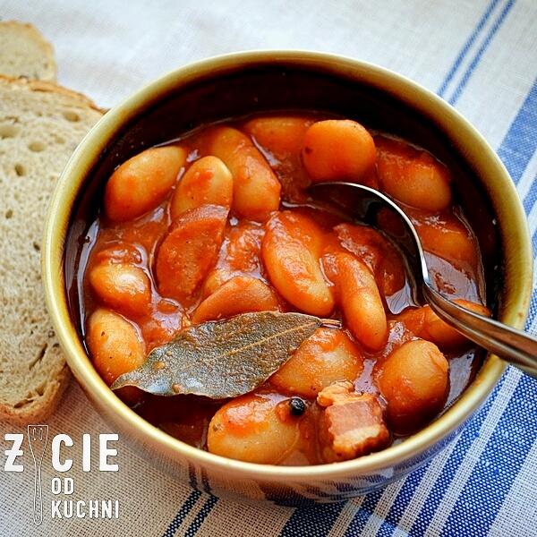 fasolka po bretonsku, pazdziernik sezonowe owoce pazdziernik sezonowe warzywa, sezonowa kuchnia, pazdziernik, zycie od kuchni