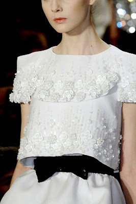 White on White - Chanel details