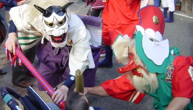 Becchar Matsuri, Onomichi City, Hiroshima Pref.