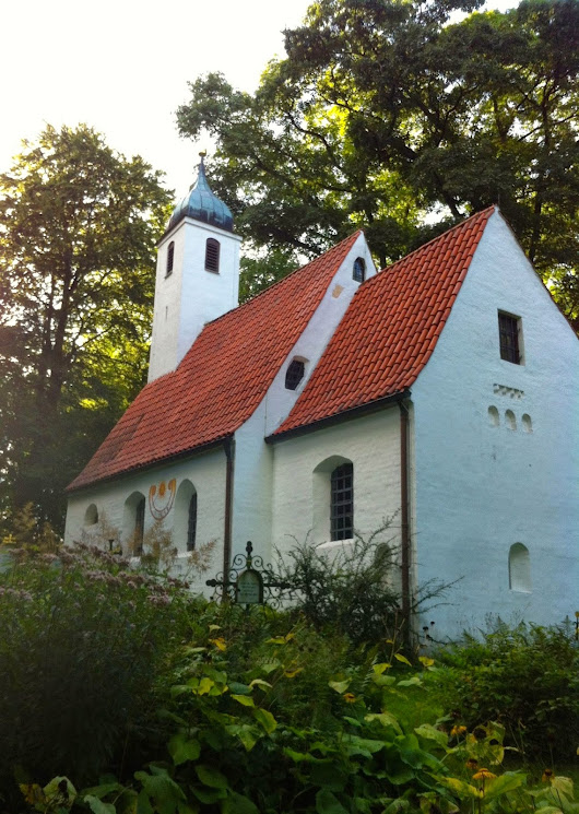 Church in the wood | Naïra