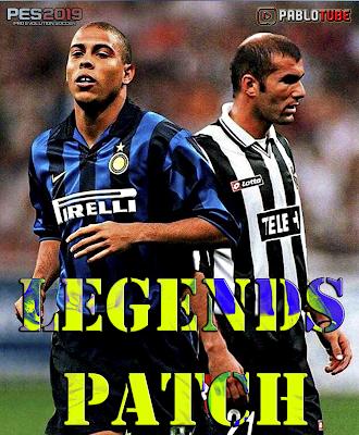 PES 2019 Legends Patch by PabloTube