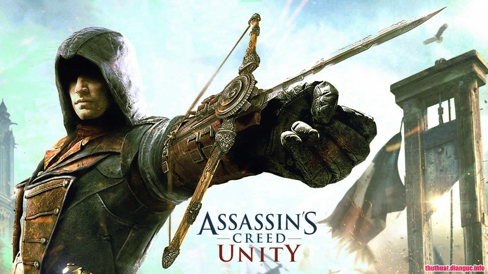 Download game Assassin's Creed Unity Full Cr@ck