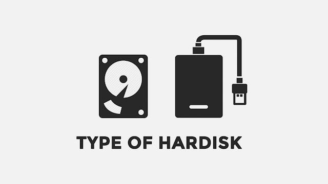 Jenis-Jenis Harddisk Komputer